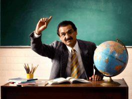 преподаватель географии
