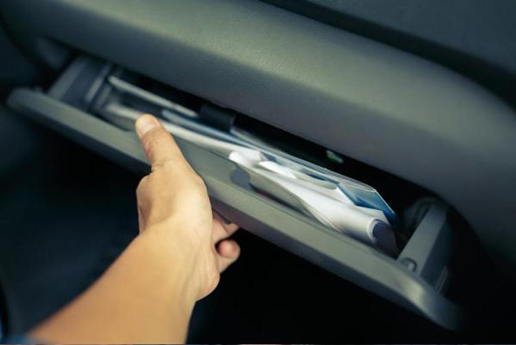 потеряли документы на авто